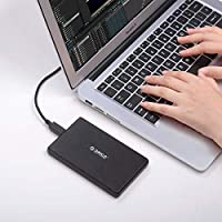 "Disco Duro Externo portátil Ultra Delgado de 2,5"", 320 GB, USB 3.0, Almacenamiento para PC, Mac, Escritorio, portátil, MacBook, Chromebook"