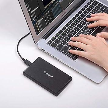 """Disco Duro Externo portátil Ultra Delgado de 2,5"""", 320 GB, USB"""
