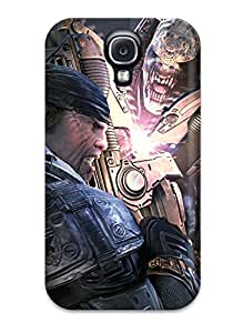 Hot Tpu Cover Case For Galaxy/ S4 Case Cover Skin - Gears Of War Video Game Other