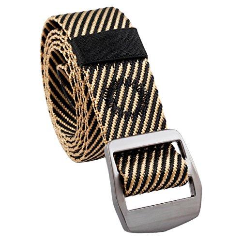 Style Nylon Pistol Belt - squaregarden Men's Nylon Tactical Duty Belt Webbing Military Style Belts for Men