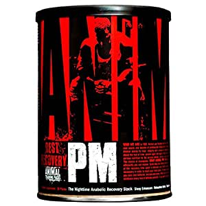 Universal Nutrition Animal PM The Nighttime Anabolic Recovery Stack Supplement