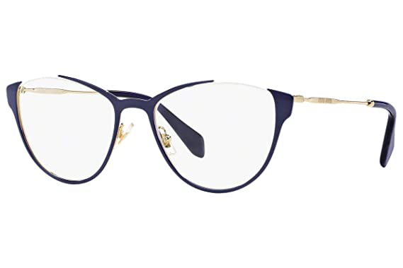 89920fdb2c5 Image Unavailable. Image not available for. Color  MIU MIU Eyeglasses ...
