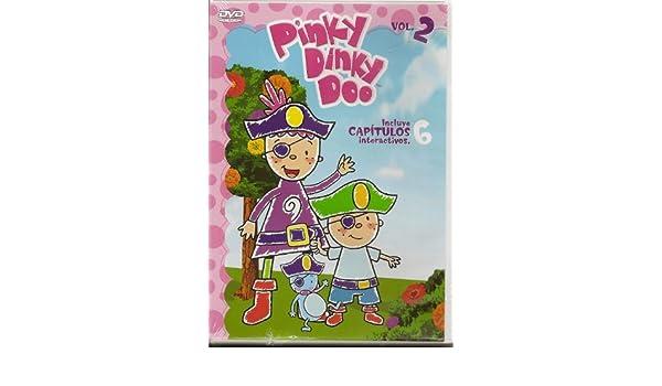 Amazon.com: Pinky Dinky Doo Vol.2 [*Ntsc/region 0 Dvd. Import-latin America] Animated - No English Options: Movies & TV