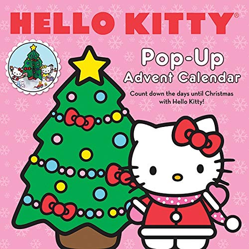 Hello Kitty Pop-Up Advent Calendar (2019 Sanrio Christmas)