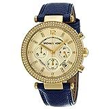 Best Women Watches - Michael Kors Women's Parker Blue Watch MK2280 Review