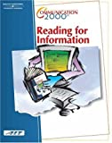 img - for Learner Guide with CD Study Guide: Communication 2000: Reading for Information book / textbook / text book