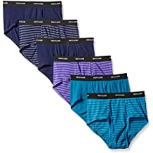 Fruit of the Loom Men's Fashion Brief Assorted (Pack of 6)
