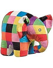 Rainbow Designs Juguete blandito EL1443 Elmer trompetero