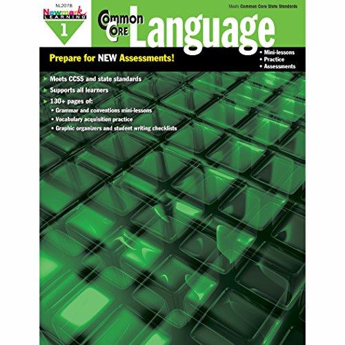 Common Core Practice Language Grade 1 (CC Language)