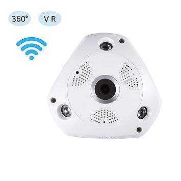 d0149c17dc0a7 YKS 3D VR Camera 360 Degree WIreless IP Camera Panoramic Fisheye HD 960P  1.3MP Network Surveillance Wifi Security ...