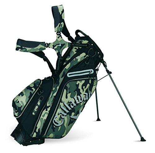 Callaway 2015 Hyper-Lite 5 Golf Stand Bag, Camo