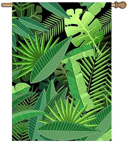 Meishikaeu Banderas de jardín Personalizadas para Fiestas Familiares, porches, Casas y Jardines, poliéster, Style2, 12x18(IN): Amazon.es: Jardín