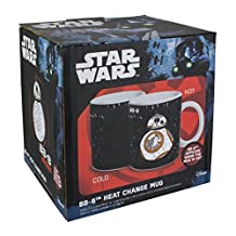 Star Wars Episode VII Heat Change Tazza BB-8 Paladone Products Calici Tazze