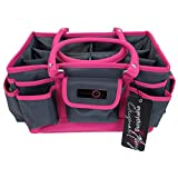 Everything Mary ETM9152.15 Deluxe Store & Tote Black/Pink
