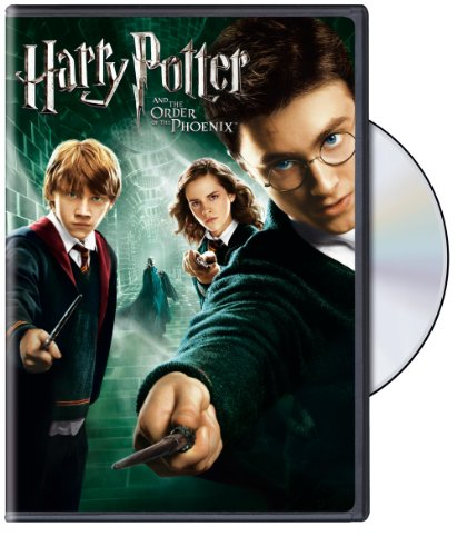 Harry Potter and the Order of the Phoenix (Widescreen Edition) - Harry Potter Movie Dvd