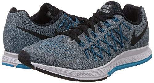 Grey Da black Zoom blue Scarpe Uomo Lagoon Air Nike Cool 32 Ginnastica Pegasus z5BwqX
