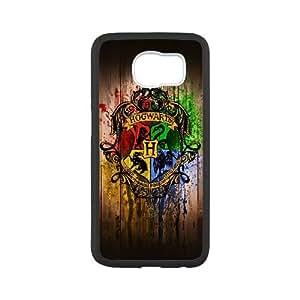 Custom Harry Potter Hard Back Cover Case, Custom Brand New Hard Back Case for SamSung Galaxy S6 Harry Potter