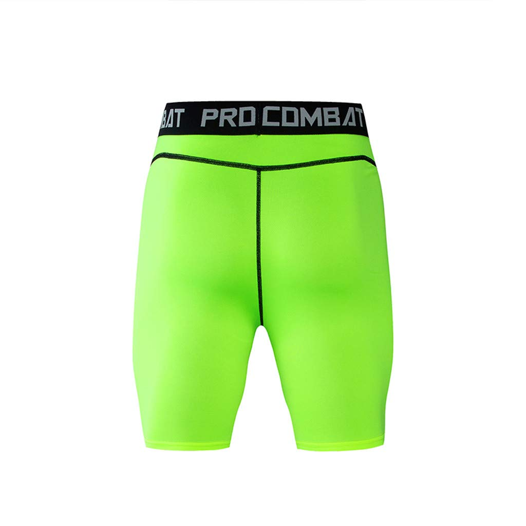 Aanny Mens Fitness Sweat Breathable Sports Training Bodybuilding Summer Shorts Shorts