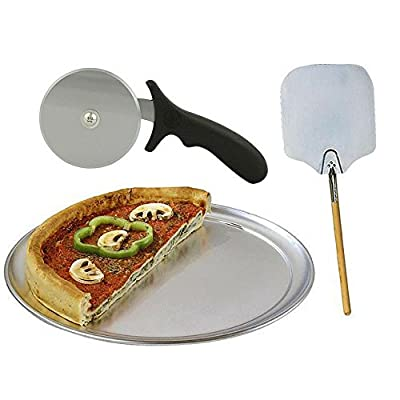 American Metalcraft Large Blade Pizza Peels (Multiple Sizes)
