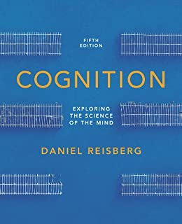 Amazon cognition exploring the science of the mind sixth cognition exploring the science of the mind fifth edition without zaps or cognition fandeluxe Image collections
