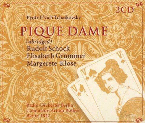 Tchaikovsky: Pique Dame ()