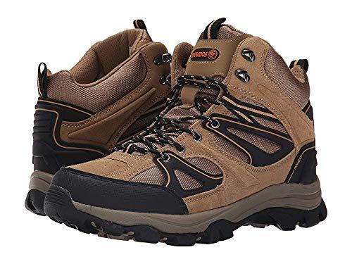 Nevados Men's Talus Hiking Boot, Light Brown/Light Brown/Black, 10 M US