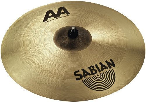 Sabian 22172B 21-Inch AA Raw Bell Dry Ride Cymbal - Brilliant Finish [並行輸入品]   B07MP5BMXN
