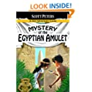 MYSTERY OF THE EGYPTIAN AMULET: Adventure Books For Kids Ages 9-12 (Zet Mystery Case)