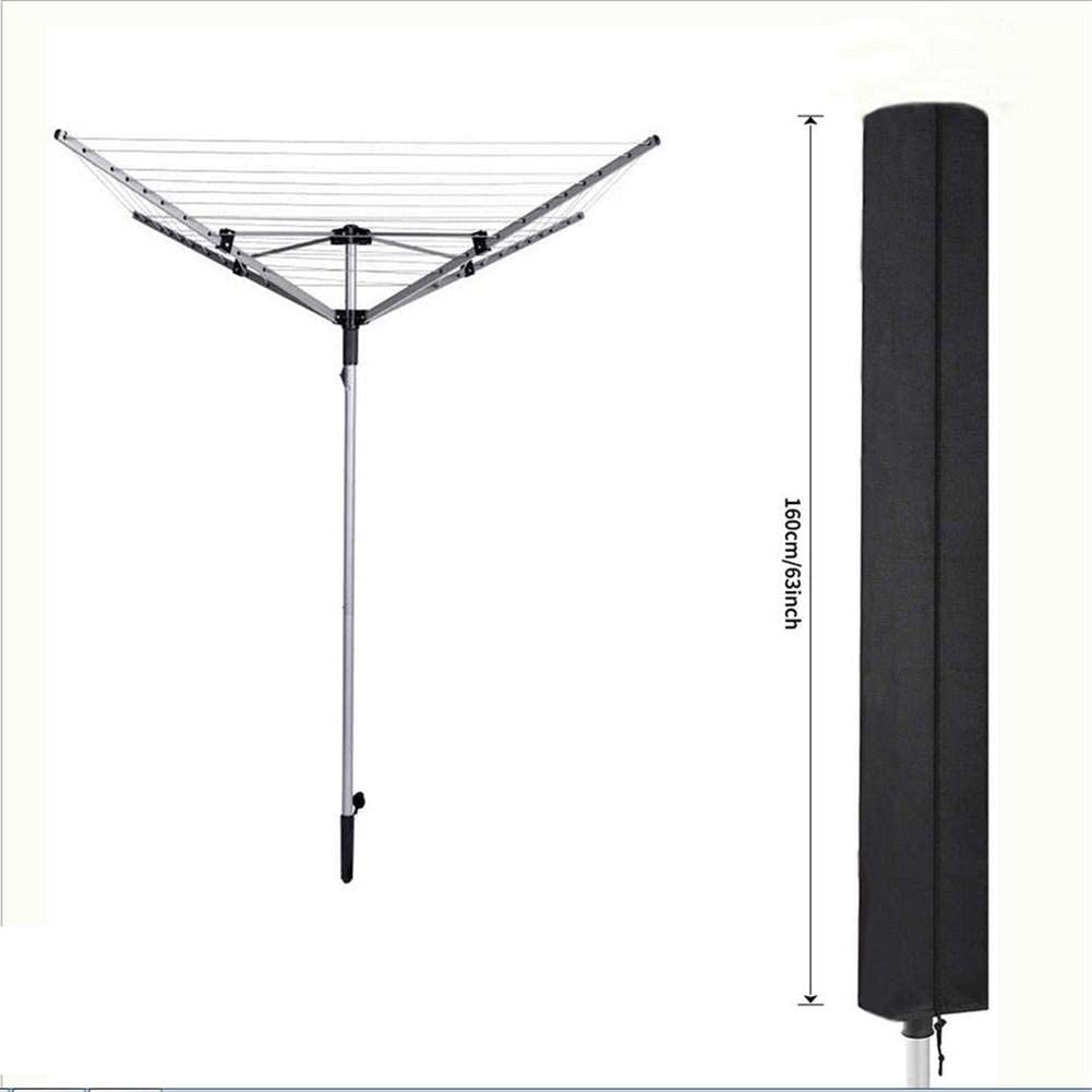 165 x 30 cm HoneybeeLY Protective Cover for Rotary Dryer Washing Lines