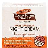 Best Shea Moisture Anti Aging Creams - Palmer's Cocoa Butter Formula Moisture Rich Night Cream Review