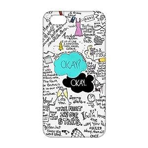 Fortune Creative cartoon design OKay 3D Phone Case For Samsung Galaxy S3 i9300 Cover