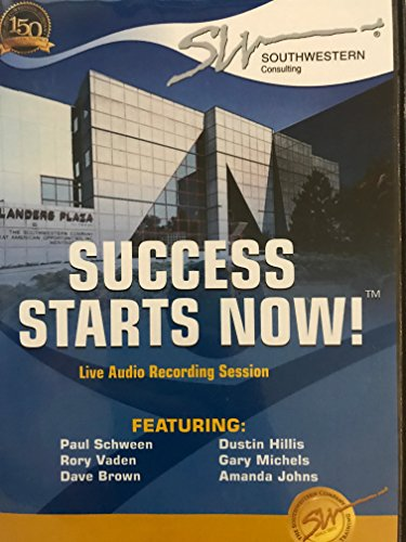 - SOUTHWESTERN CONSULTING SUCCESS STARTS NOW LIVE AUDIO RECORDING SESSION