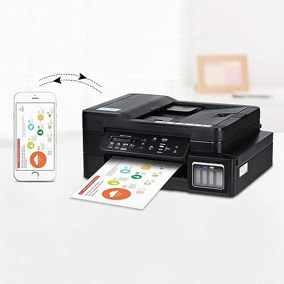 ZXGHS Impresora Multifunción Inalámbrica, Impresora Multifunción ...