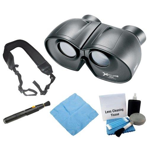Cheap Bushnell 130521 Spectator 4x30mm Binocular + Enhanced Lens Cleaning Kit + Accessory Kit