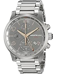 Timewalker ChronoVoyager UTC Men's Stainless Steel Swiss Automatic Watch 107303