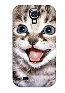 Galaxy S4 Case Cover Happy Cat Case Eco Friendly Packaging