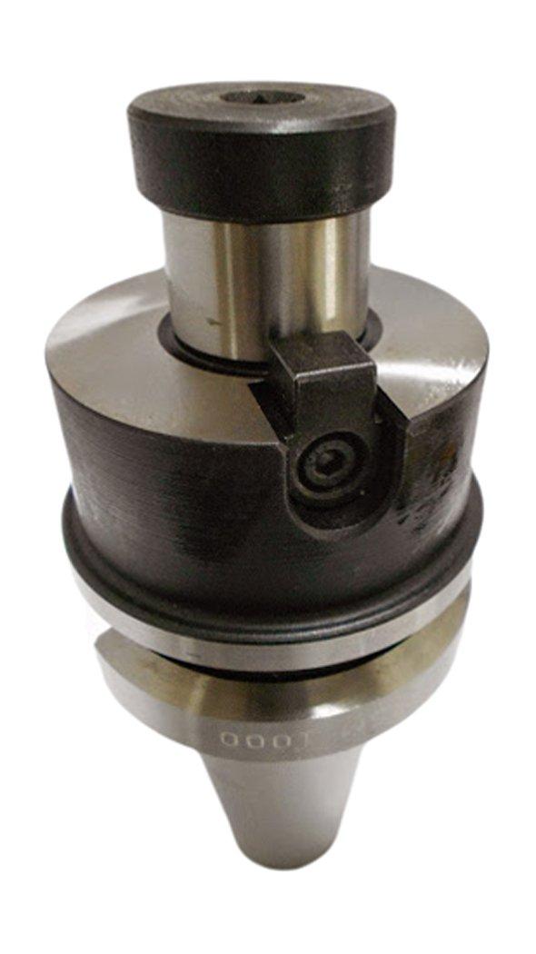 2-1//2 Standard Length Centaur B50SM2500 BT 50 Shell Mill Adapter