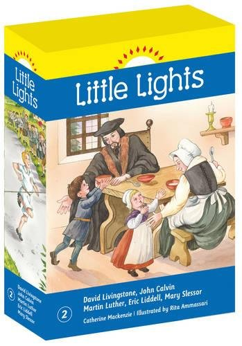 Light Box Gallery - Little Lights Box Set 2