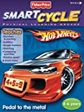 : Fisher-Price Smart Cycle [Old Version] Hot Wheels Software Cartridge