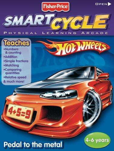 ycle [Old Version] Hot Wheels Software Cartridge ()