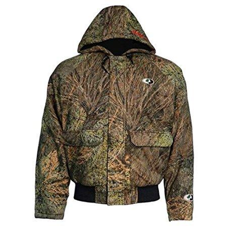 2ec12b1cd Amazon.com : Walls Men`s Insulated Hooded Twill Jacket (Mossy Oak ...
