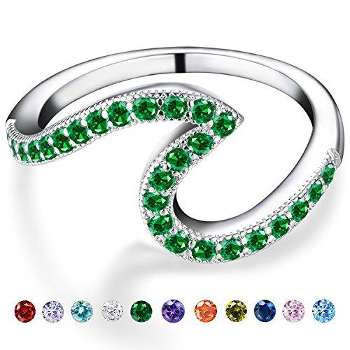 platinum plated ring - 7