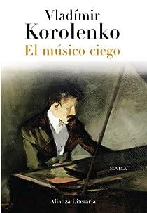 El músico ciego par Korolenko
