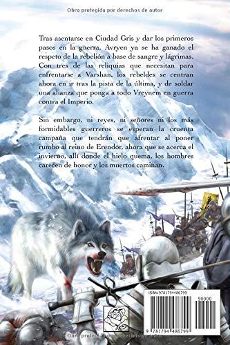Amazon.com: Danza de Invierno (V. Ilustrada) (Sangre de Hombres y Dioses) (Spanish Edition) (9781794486799): Paolo Neda: Books