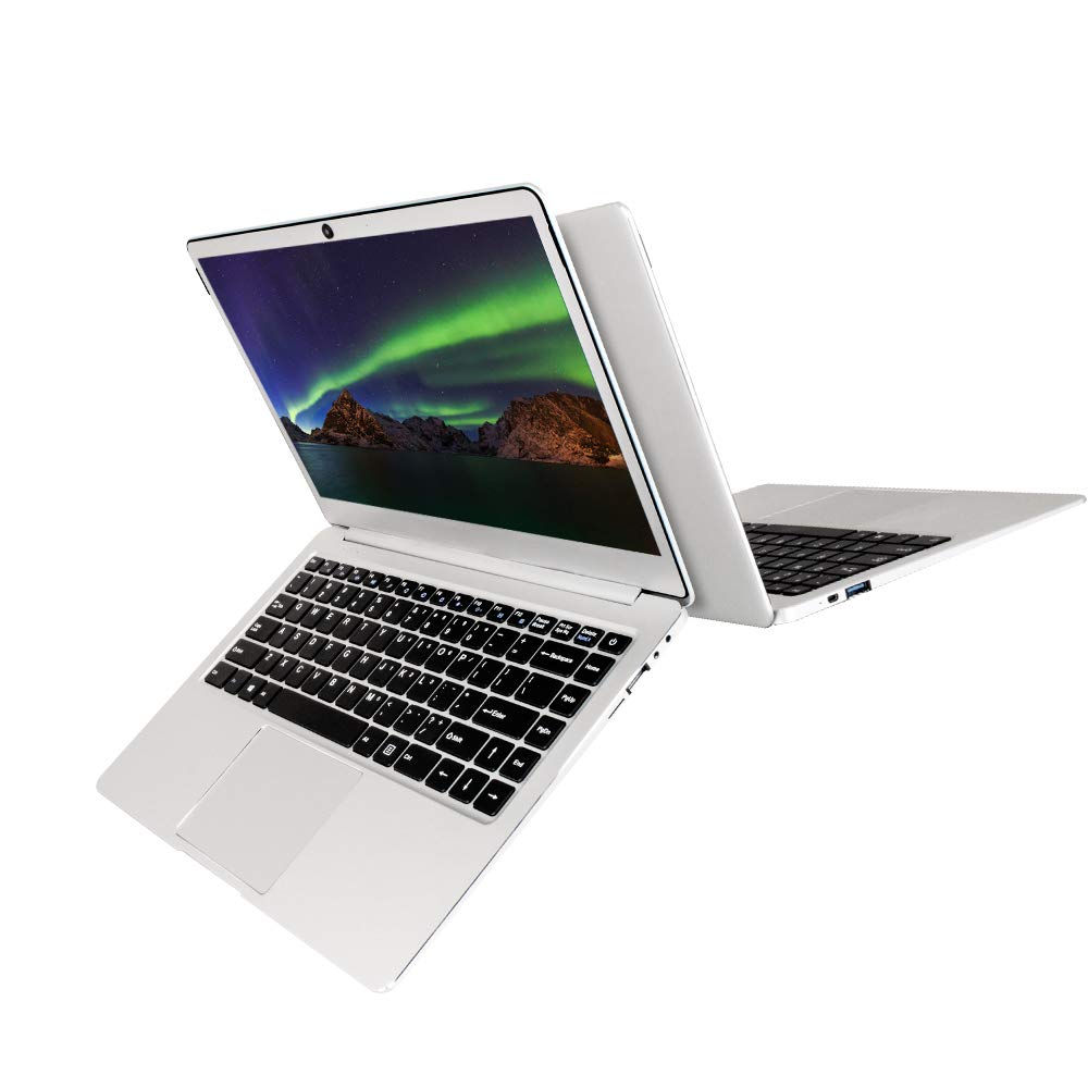 Jumper Laptop 14inch Windows 10 Laptops Thin Laptop Computer with 8GB RAM 128GB ROM Full Metal Shell Intel Core M 7Y30 Dual Band AC WiFi
