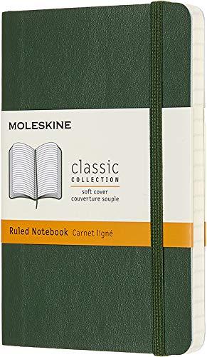 Moleskine Classic Notebook, Soft Cover, Pocket (3.5