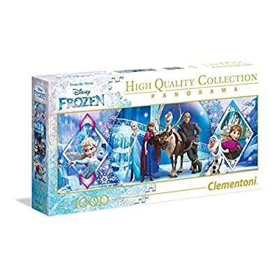 Frozen Licenze Disney Panorama Collection Puzzle 1000 Pezzi 39447