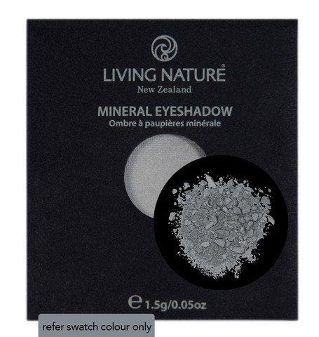 - Living Nature Mineral Eyeshadow - Pebble (Matte - Dark Grey)