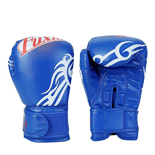 Kids Boxing Gloves Junior Punching Bag Children MMA Youth Boys Girls 8 Oz