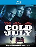 Cold in July [Blu-ray] [Import]